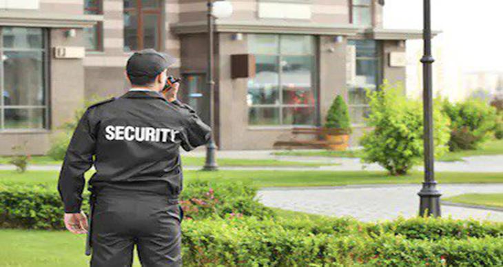 Bina Site Güvenliği