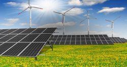 Rüzgar santrali güvenliği ve güneş santrali güvenliği