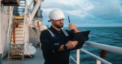 Gemi güvenliği personeli