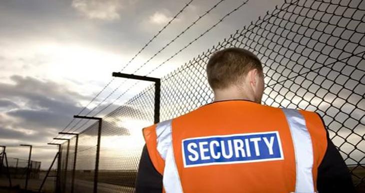 Güvenlik personelleri