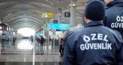 Havalimanı güvenlik hizmeti