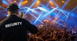 İzmir organizasyon güvenliği
