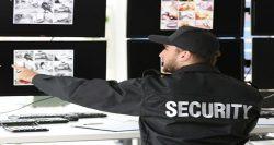 Fabrika güvenlik görevlisi