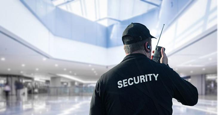 İzmir alışveriş merkezi güvenliği